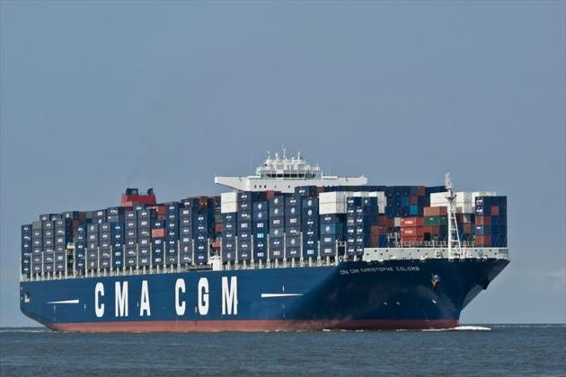 Сварка чугуна - контейнеровоз Christophe Colomb