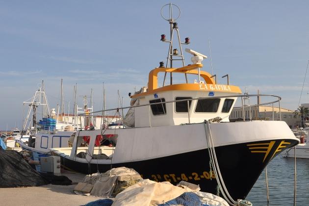 Промысловое судно La Gavira