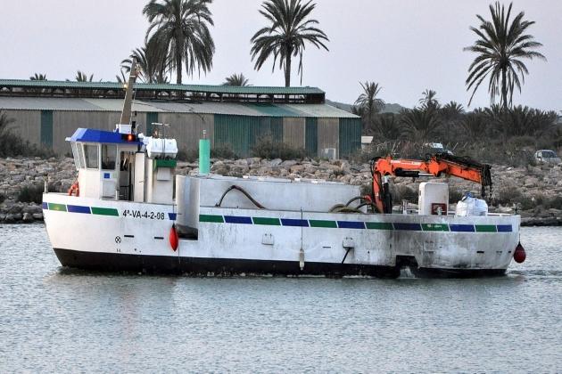Промысловое судно Maremar Dos