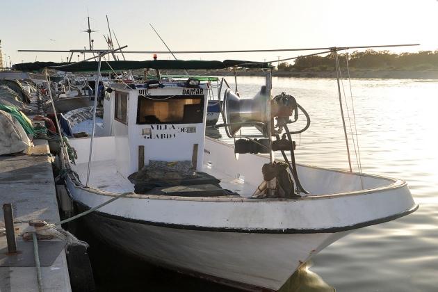 Промысловое судно Villa De Guardamar