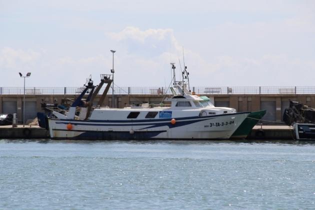 Промысловое судно Gafor
