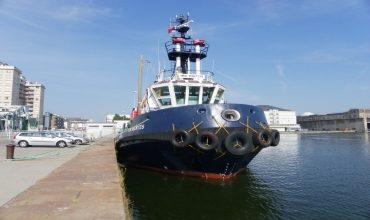 Спасательные и другие устройства буксирных судов