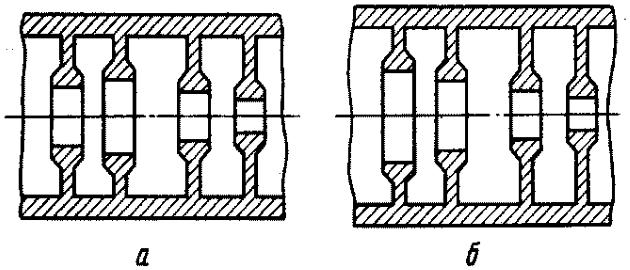 Обработка деталей - технологическая деталь