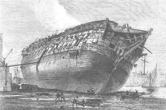 Линейный корабль «Квин»