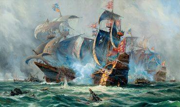 Последние серии военных парусных кораблей Черноморского флота
