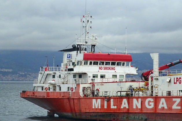 Газовоз Milangaz-3