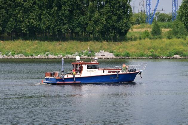 Оценка экономической эффективности ремонта маломерного судна Пегас