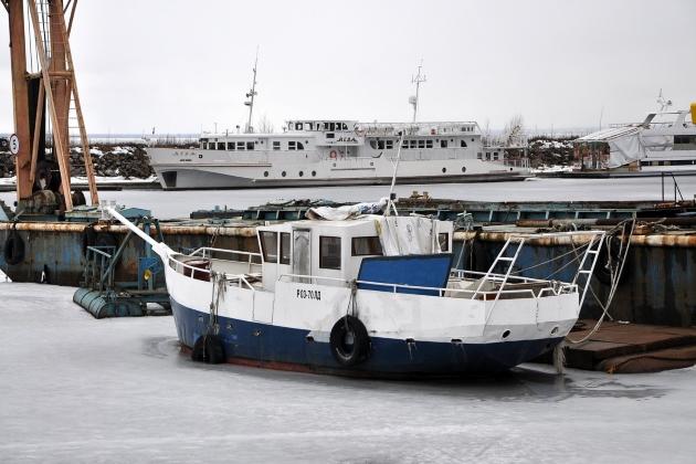 Маломерное судно Р 03-70 ЛД
