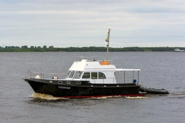 Моторная яхта Orca