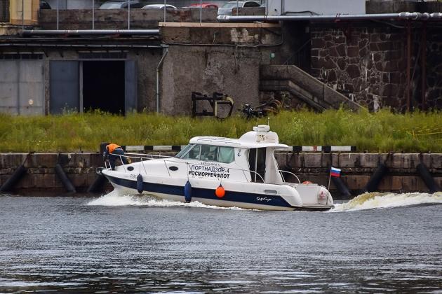 Моторная яхта Портнадзор-4