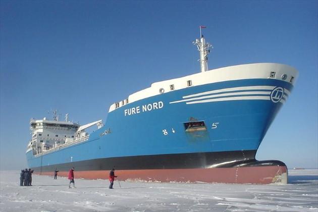 Виды ремонта судов - Fure Nord
