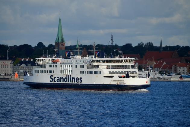Паром Aurora af Helsingborg