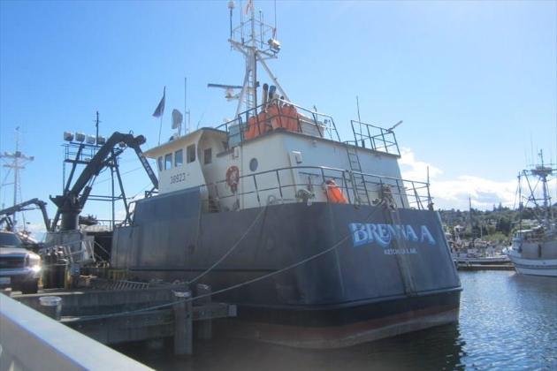 Техническое обслуживание судов - Brenna A