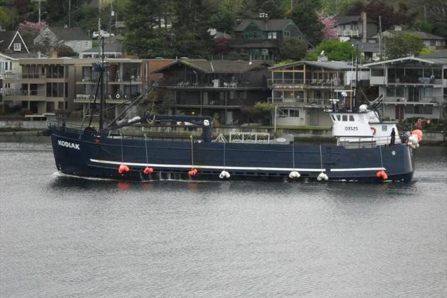 Техническое обслуживание судов - Kodiak
