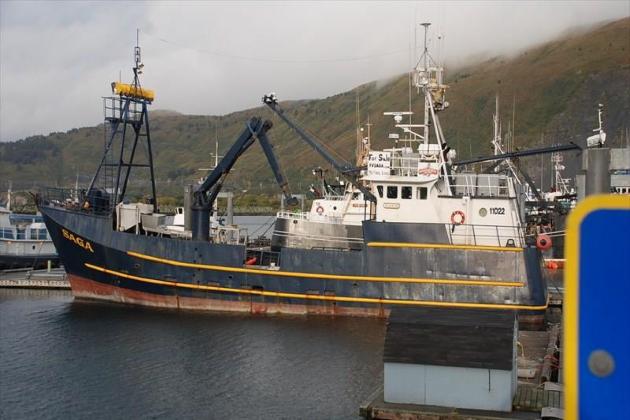 Техническое обслуживание судов - Saga
