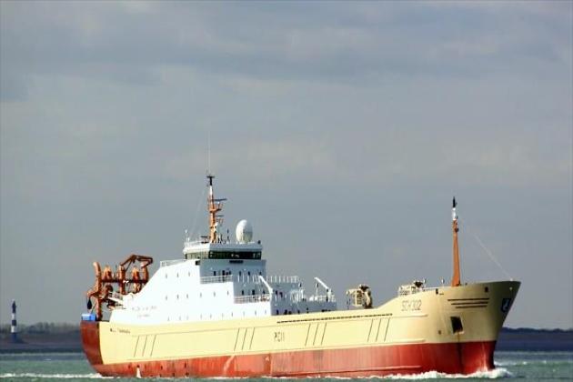 Техническое обслуживание судов - Willem Van Der Zwan