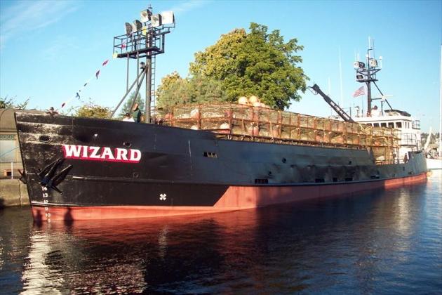Техническое обслуживание судов - Wizard