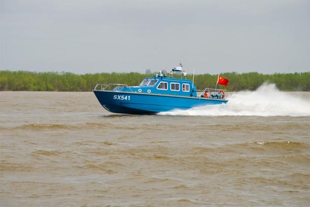 Виды ремонта судна - сторожевой катер SX541