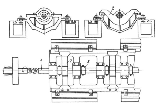 Ремонт деталей двигателя