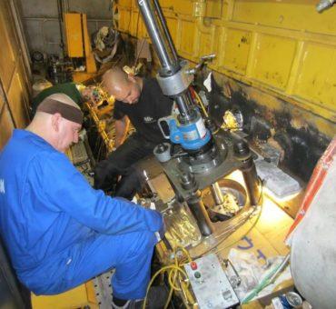 Подготовка дизелей к ремонту