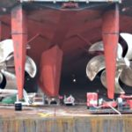 Рулевые устройства судна
