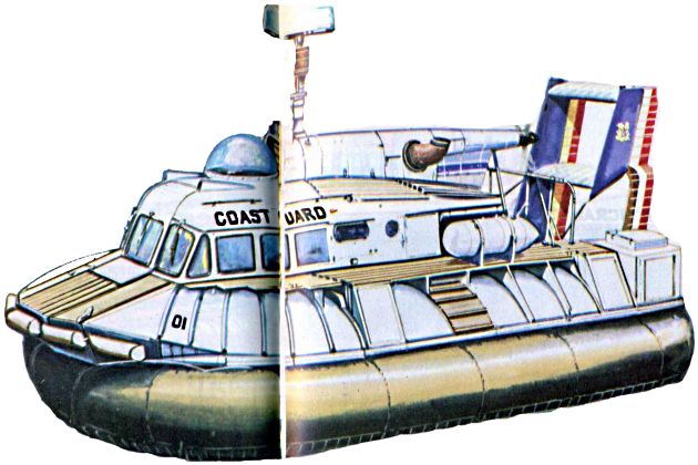 Судно на воздушной подушке SK-5