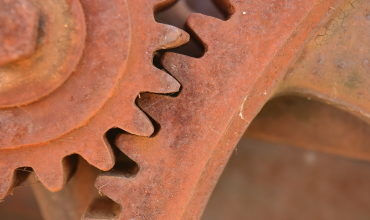 Заварка трещин в чугунных деталях судна