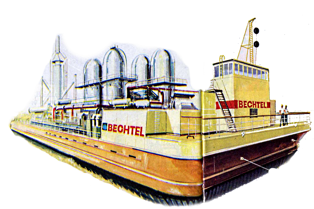 Транспортная платформа Морская жемчужина