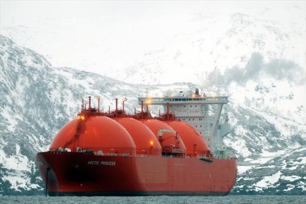 Ремонт деталей судна Arctic Princess