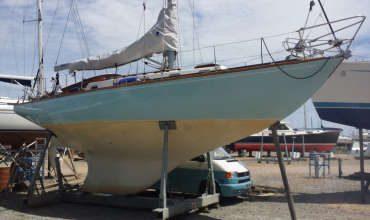 Балластные кили парусного судна