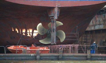 Расчеты местной прочности металлических плавучих доков