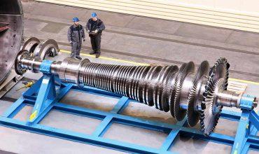 Ремонт паровых турбин. Разборка, дефектация и ремонт деталей