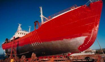 Инфракрасная идентификация лакокрасочных покрытий судов и кораблей, как гарант качества