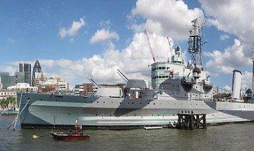 Маскирующая окраска военных кораблей и гражданских судов