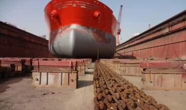 Ремонт корпуса судна
