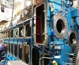 ТО и ремонт судовых дизелей