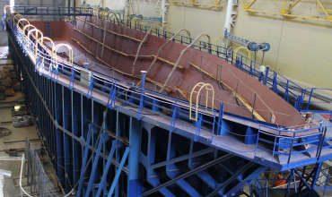Механическая обработка стеклопластика в судостроении