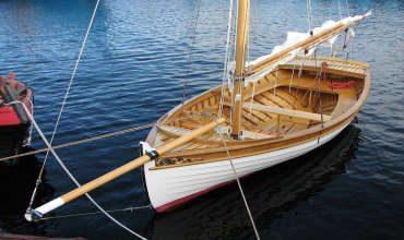 Конструктивные и архитектурные типы морских деревянных судов
