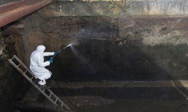 Оборудование для гидроабразивной, термоабразивной и гидроструйной очистки поверхности