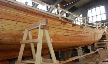 Современное состояние строительной механики морских деревянных судов