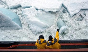 Транспортные суда ледового плавания