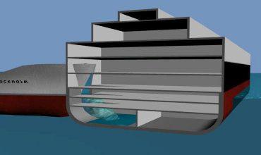 Принципы проектирования элементов днищевых конструкций в носовой оконечности
