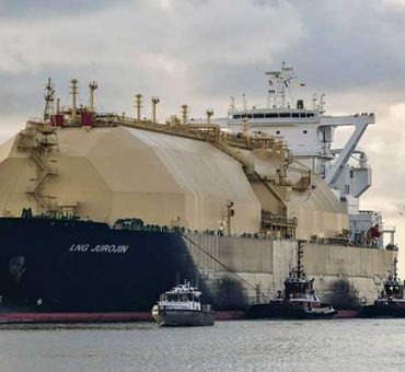 The Liquefied Gas Tanker types
