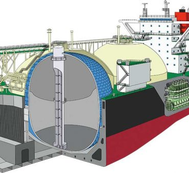 Cargo Containment Systems of LPG and LNG