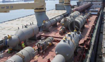 Унификация грузов при перевозке судном