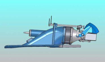Водометные движители малотоннажных судов, устройство и чертежи