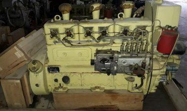 Стационарные двигательные установки малотоннажных судов