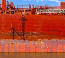 Operating Requirements for Ships carrying liquefied gas