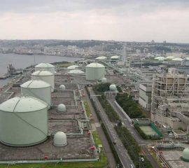 Process of Liquefied Natural Gas regasification