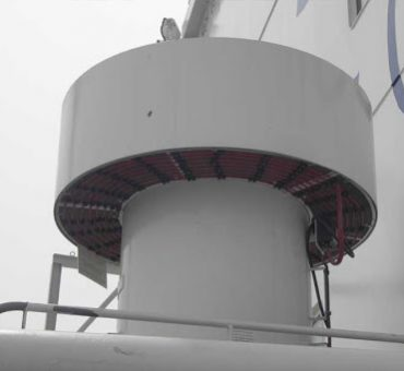 Mechanical Ventilation in The Cargo Area on Liquefied gas tankers